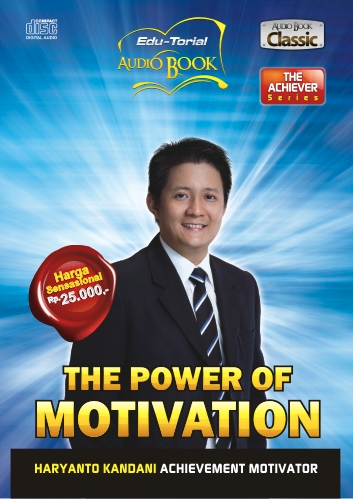 audio cd - the power of motivation
